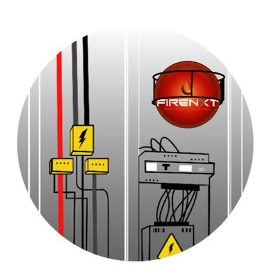 dry powder fire extinguisher ball